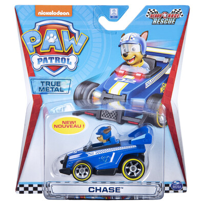 READY RACE RESCUE Die Cast Vehicle CHASE