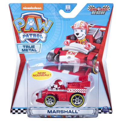 READY RACE RESCUE Die Cast Vehicle MARSHALL