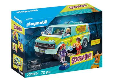 SCOOBY-DOO! Mystery Machine 70286
