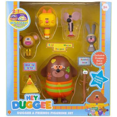 Hey Duggee Figure Gift Set