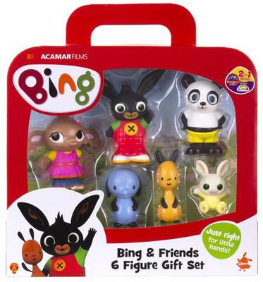 Bing 6 Figure Pack