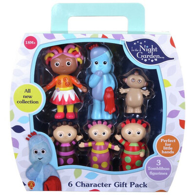 In the Night Garden 6 Figure PK