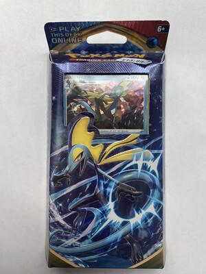 Inteleon Theme Deck Trading Cards