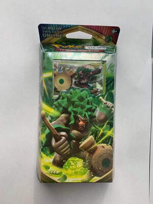Rillaboom Theme Deck Trading Cards