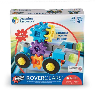 Learning Resource Rover Gears
