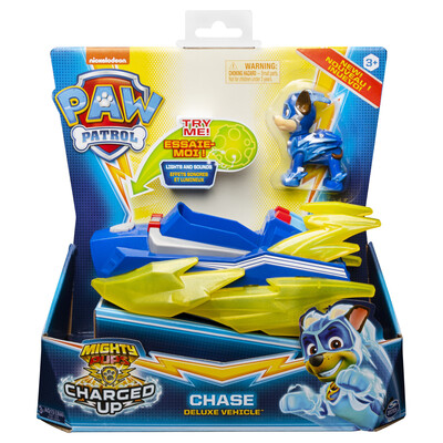 Charged Up Chase Vehicle