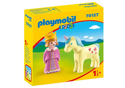 Princess & Unicorn 70127