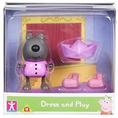 Danny Dog Dress And Play Figure