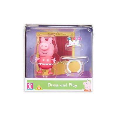 Peppa Pig Dress & Play