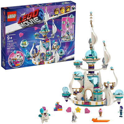 70838 Queen Watevras Space Palace