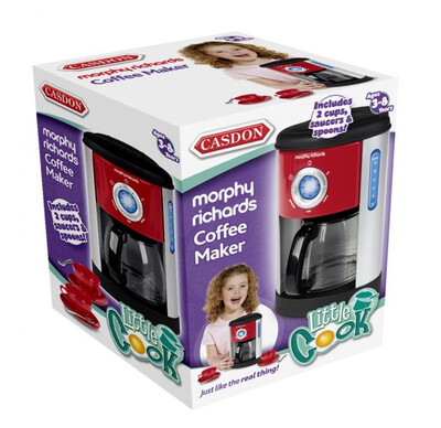 Morphy Richards Coffee Maker & Cups
