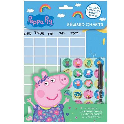 Peppa Pig Reward Chart