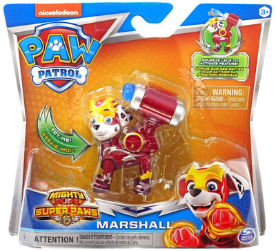 Mighty Pups Super Paws Marshall