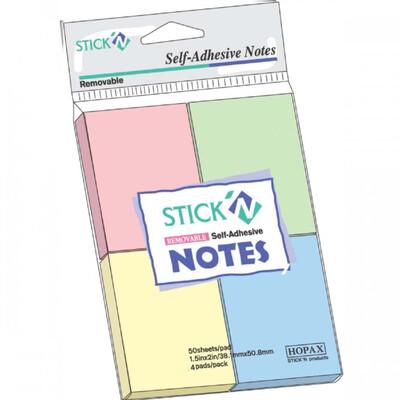 4pk Sticky Notes