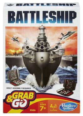 Battleship Grab N Go