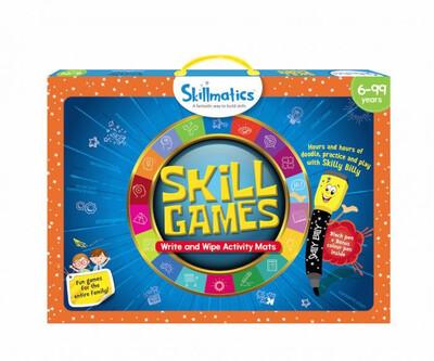 Skillmatics Games