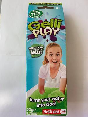 Gelli Play Green