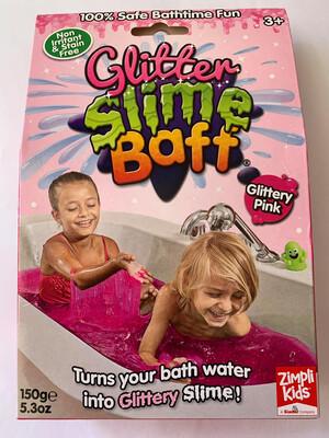 Glitter Slime Bath PINK