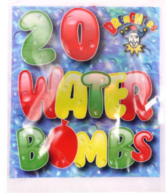 20pk Water Bombs
