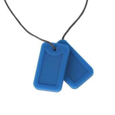 Chewigem Dog Tags BLUE