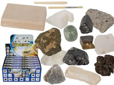 Excavation Treasure with 5 gems