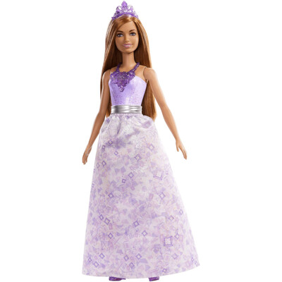 Barbie Dreamtopia Purple Dress