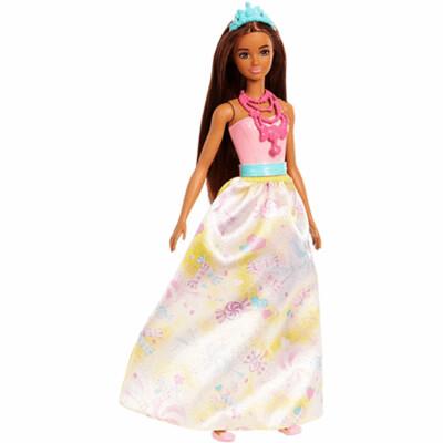 Barbie Dreamtopia Pink & Yellow Princess