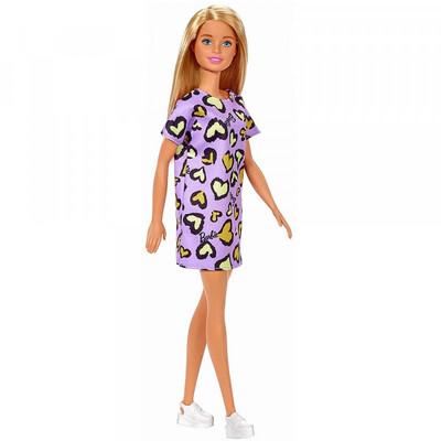 Barbie Purple Heart Dress