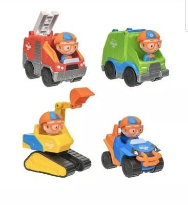 Blippi Mini Vehicles ASSORTED