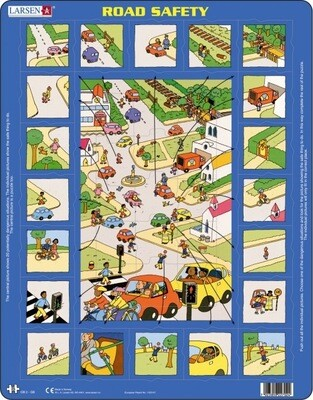 Road Safety Maxi Puzzle
