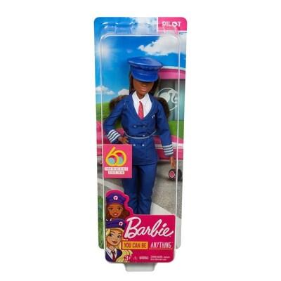 Barbie Pilot 60th Anniversary