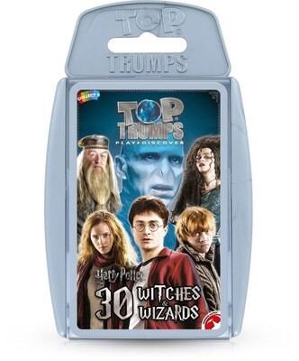 Top Trumps Harry Potter