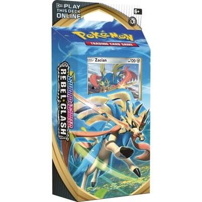 Pokemon Zacian Theme Deck