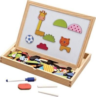 Wooden Learning Board Set