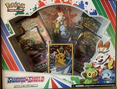 Pokemon Sword & Shield Figure Collection