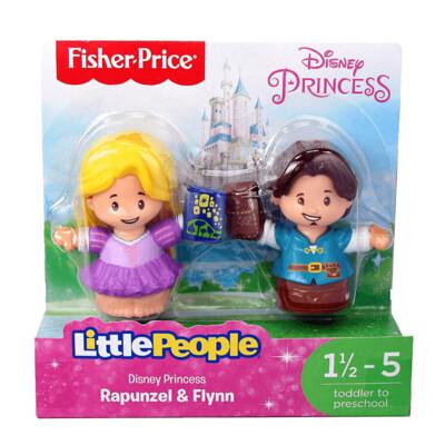 Little People Rapunzel & Flynn