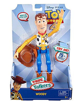 "Toy Story 4 7"" True Talkers Woody"
