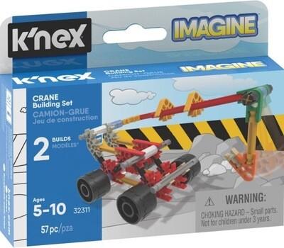K'Nex Crane Starter Set