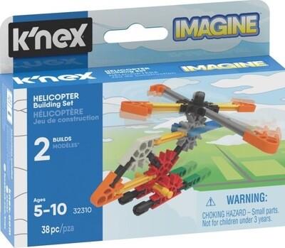 K'Nex Helicopter Starter Set