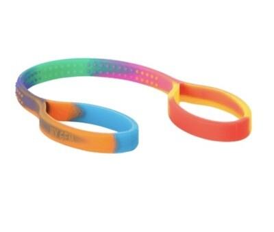 Chewigem Chewipal Strap Rainbow