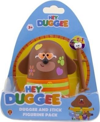 Hey Duggee & Stick Figure