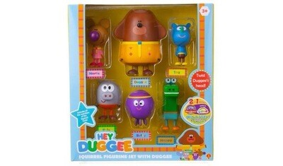 Hey Duggee Figure Pack REFRESHED