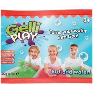 Gelli Play Foil Bag