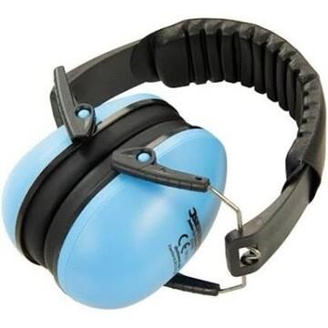 Blue Silverline Junior Ear Defenders