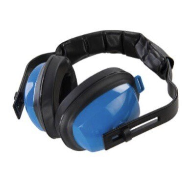 Blue Lightweight Ear Defenders