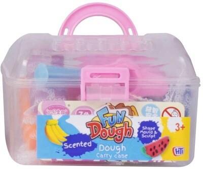 Fun Scented Dough Carry Case