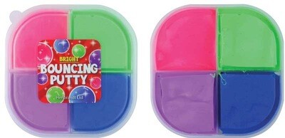 Bouncing 4 Tone Putty