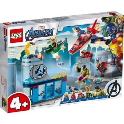 76152 Avengers Wrath of Loki