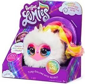 Pomsies Lumies Pixie Pop PINK