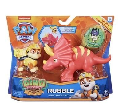 Paw Patrol Dino Rescue Rubble